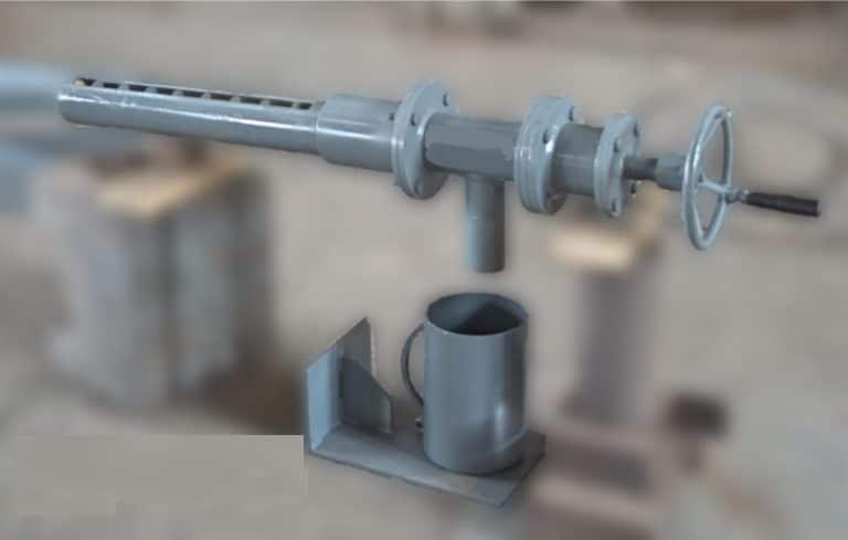 Mnaual-screw-sampler
